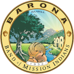 Barona Band of Mission Indians 250x250