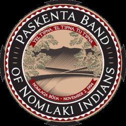 Paskenta Band of Nomlaki Indians 250x250