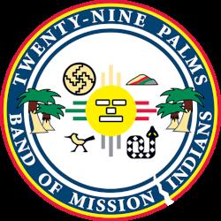 Twenty-Nine Palms Band of Mission Indians 250x250