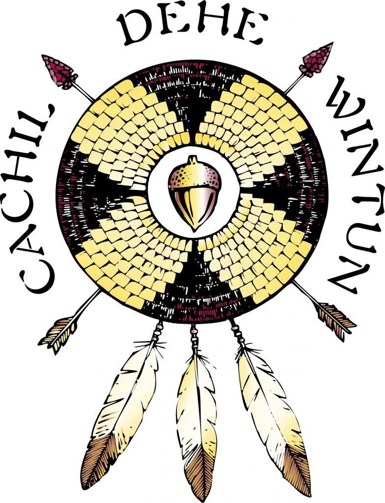 colusa tribal logo